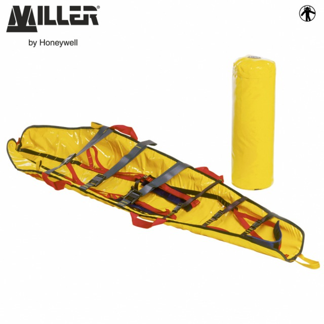 EVAC BODY SPLINT<br/><br/>BENEFITS: Lightweight body splint ideal for confined space evacuation<br/><br/>• Once wrapped around a casualty, it provides a rigid splint<br/><br/>• Can be used vertically and horizontally<br/><br/>FEATURES:<br/><br/>• Polypropylene stretcher bed<br/><br/>• Fitted with foot supports<br/><br/>• Can be stored in a compact bag and is easy to transport<br/><br/>• Padded shoulder straps provide extra support and protection for the casualty<br/><br/>Ref. - 10 070 46